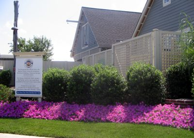 Chester River Landscaping Commerical